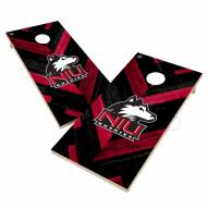 Northern Illinois Huskies Herringbone Cornhole Game Set