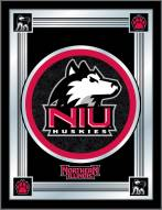 Northern Illinois Huskies Logo Mirror