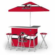 Northern Illinois Huskies Pop Up Bar