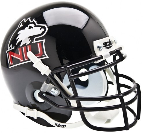Northern Illinois Huskies Schutt Mini Football Helmet