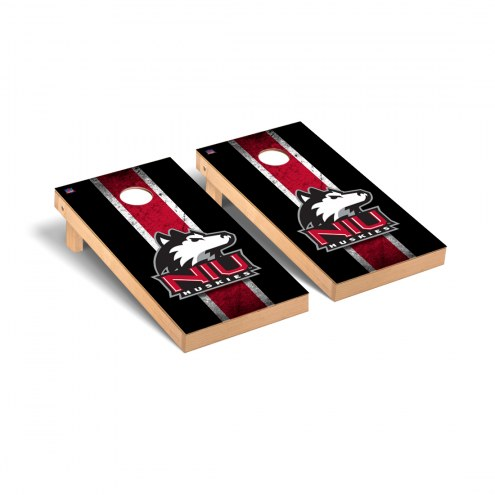 Northern Illinois Huskies Vintage Cornhole Game Set
