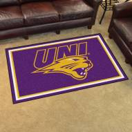 Northern Iowa Panthers 4' x 6' Area Rug