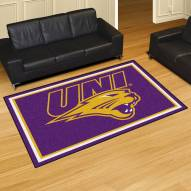 Northern Iowa Panthers 5' x 8' Area Rug