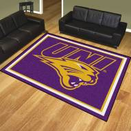 Northern Iowa Panthers 8' x 10' Area Rug