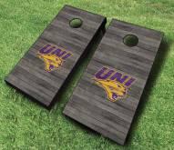 Northern Iowa Panthers Cornhole Board Set