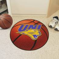 Northern Iowa Panthers Basketball Mat