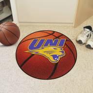 Northern Iowa Panthers Basketball Mat