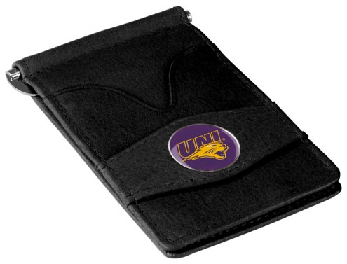 Northern Iowa Panthers Black Player's Wallet