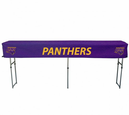 Northern Iowa Panthers Buffet Table & Cover