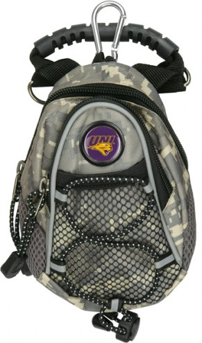 Northern Iowa Panthers Camo Mini Day Pack