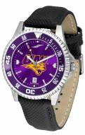 Northern Iowa Panthers Competitor AnoChrome Men's Watch - Color Bezel