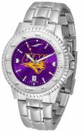 Northern Iowa Panthers Competitor Steel AnoChrome Men's Watch