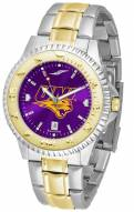 Northern Iowa Panthers Competitor Two-Tone AnoChrome Men's Watch