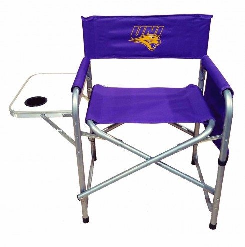Northern Iowa Panthers Director's Chair