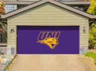 Northern Iowa Panthers Double Garage Door Banner