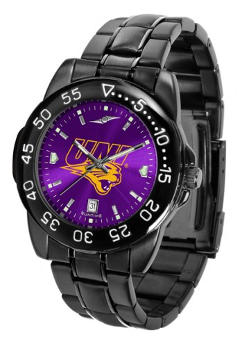 Northern Iowa Panthers FantomSport AnoChrome Men's Watch