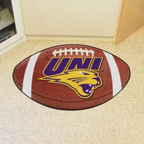 Northern Iowa Panthers Football Floor Mat