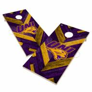 Northern Iowa Panthers Herringbone Cornhole Game Set