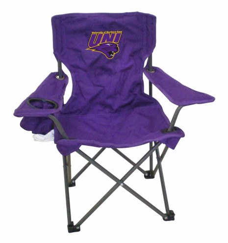 Northern Iowa Panthers Kids Tailgating Chair