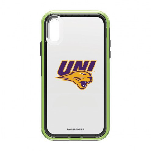 Northern Iowa Panthers LifeProof iPhone XR Slam Case