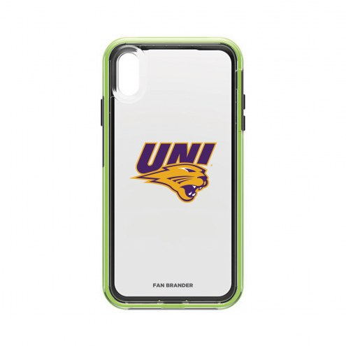 Northern Iowa Panthers LifeProof iPhone XS Max Slam Case
