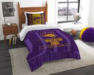 Northern Iowa Panthers Modern Take Twin Comforter Set