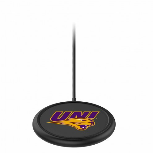Northern Iowa Panthers mophie Charge Stream Pad+ Wireless Charging Base