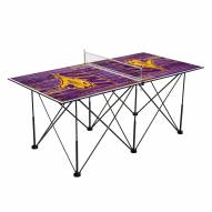 Northern Iowa Panthers Pop Up 6' Ping Pong Table