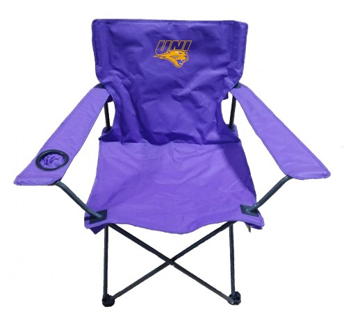 Northern Iowa Panthers Rivalry Folding Chair