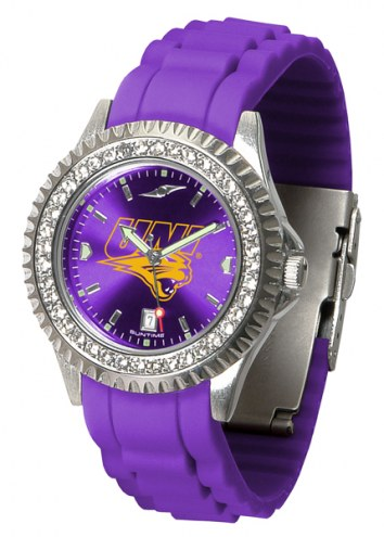 Northern Iowa Panthers Sparkle Women's Watch