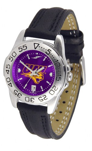 Northern Iowa Panthers Sport AnoChrome Women's Watch