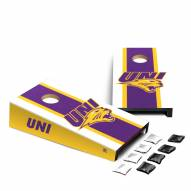 Northern Iowa Panthers Mini Cornhole Set