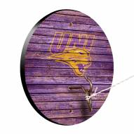 Northern Iowa Panthers Weathered Design Hook & Ring Game
