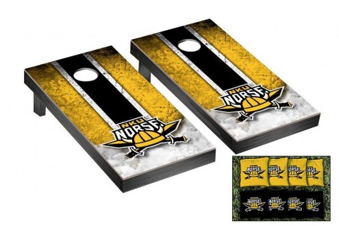 Northern Kentucky Norse Mini Cornhole Set