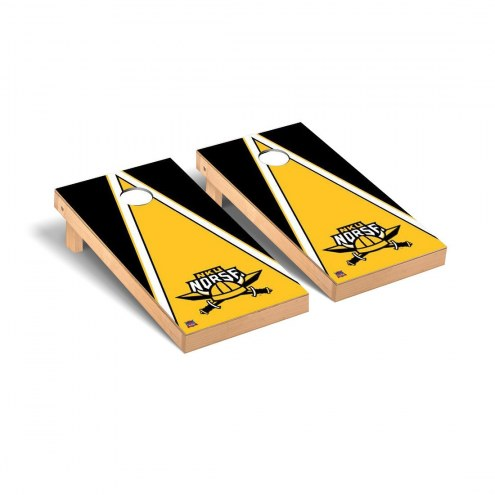 Northern Kentucky Norse Triangle Cornhole Game Set