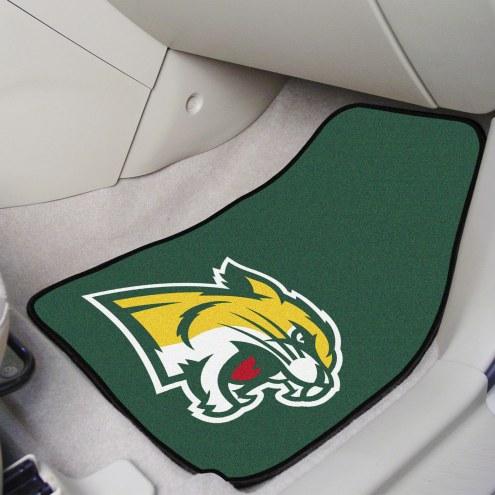 Northern Michigan Wildcats 2-Piece Carpet Car Mats