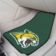 Northern Michigan Wildcats 2-Piece Carpet Car Mats