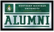 Northern Michigan Wildcats Alumni Mirror
