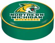 Northern Michigan Wildcats Bar Stool Seat Cover