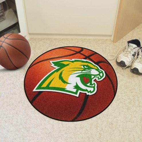 Northern Michigan Wildcats Basketball Mat