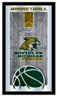 Northern Michigan Wildcats Basketball Mirror