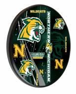 Northern Michigan Wildcats Digitally Printed Wood Sign