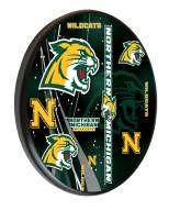 Northern Michigan Wildcats Digitally Printed Wood Sign