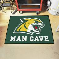 Northern Michigan Wildcats Man Cave All-Star Rug