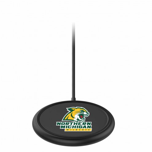 Northern Michigan Wildcats mophie Charge Stream Pad+ Wireless Charging Base