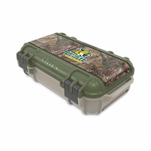 Northern Michigan Wildcats OtterBox Realtree Camo Drybox Phone Holder