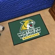 Northern Michigan Wildcats Starter Rug