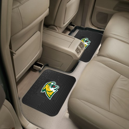 Northern Michigan Wildcats Vinyl 2-Piece Rear Floor Mats