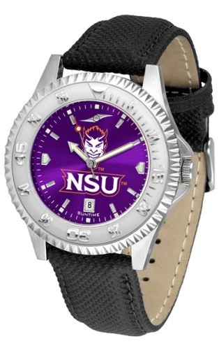 Northwestern State Demons Competitor AnoChrome Men's Watch