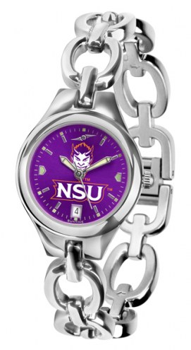 Northwestern State Demons Eclipse AnoChrome Women's Watch